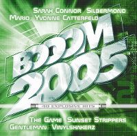 Cover  - Booom 2005 - 40 Explosive Hits [The Second]
